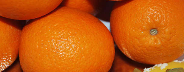 Valencia Oranges - the sweetest oranges for making juice