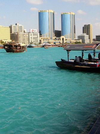 Dubai-Creek - one of my favourite places in Dubai