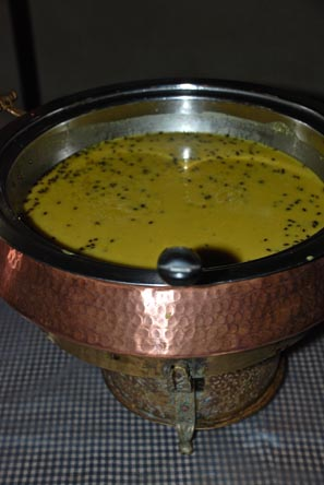 Masoor Dal/Yellow Lentil Soup