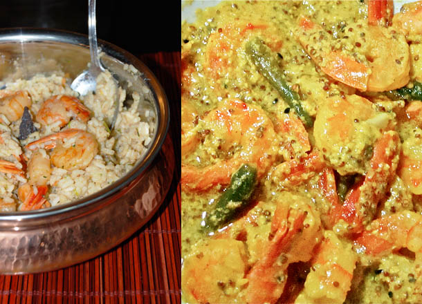 Traditional bengali cuisine all the slight details on special occasions rice can be substitued by polaobengali fried rice luchi and radhaballaviparatha stuffed with forumfinder Image collections