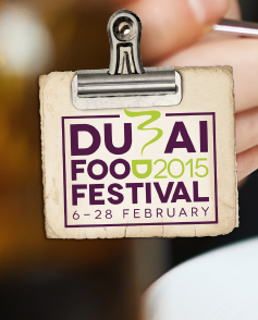Dubai Food Festival 2015