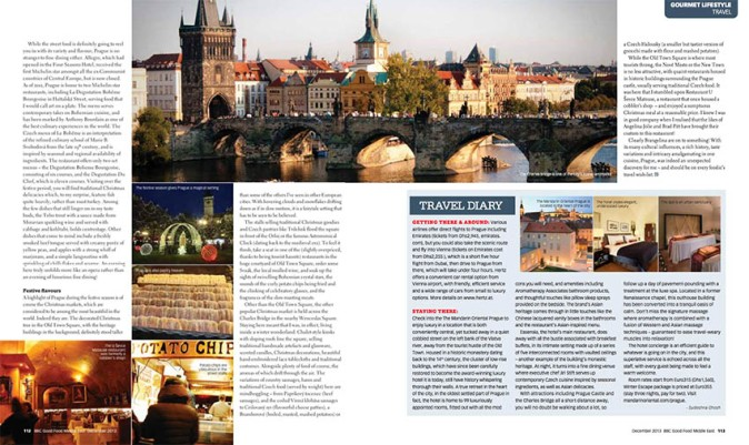 A guide to eating in Prague