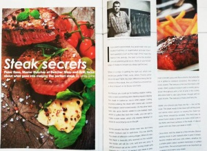 Steak Secrets from Peter Sass, Master Butcher at Butcher Shop and Grill, July 2013
