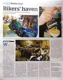 Cafe Rider - June 3, 2015