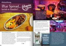 Special Feature: Iftar Roundup, June 2015
