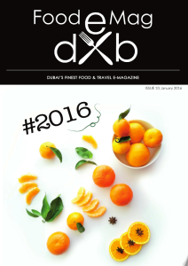 New Year Edition, January 2016