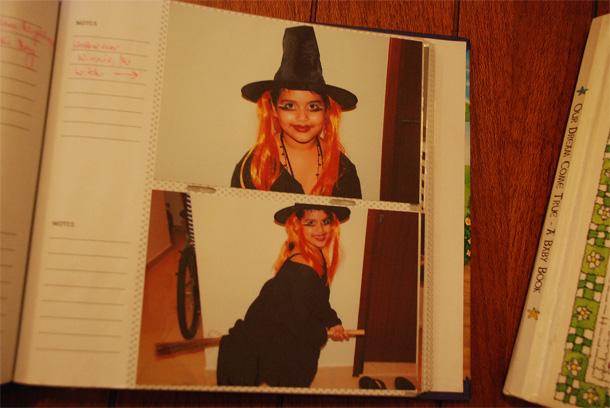 Costumes and dress ups, the School Album Project has it all.