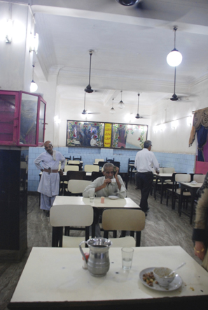Sabir's on Chandni Chowk