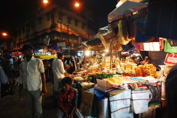 Ramadan bazar in Chitpur Road
