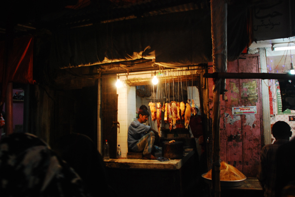 Cow meat available only in Kolkata