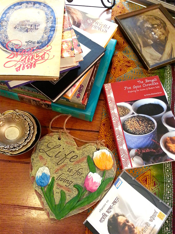 Recipes from the Kichen of the Tagores