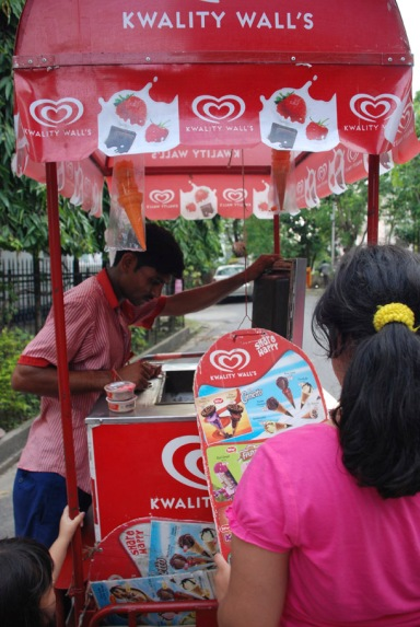 Kwality Walla Ice cream vendor