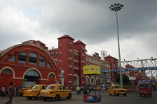 The 165 years old Howrah Station